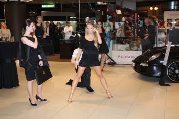 Latinskoamerická taneční exhibice