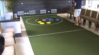 Curling mobilní