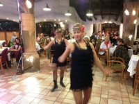 Taneční večer, barmanská show a Mobilni casino kasino Halamka na zámku