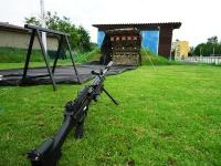 Hity letošního léta na firemní akci v Běchovicích, šlapací autodráha a Airsoftová střelnice
