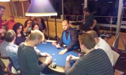 Lednové mobilní casino na firemní novoroční párty