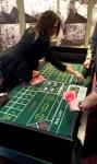 Největší mobilní casino naší historie, 35 casinových stolů