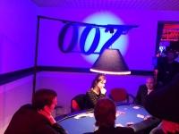 Akce James Bond v Hradci Králové, mobilní casino Las Vegas