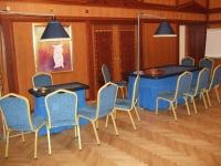 Mobilní casino na akci v Brně s falešným krupiérem Karlem Marcollim