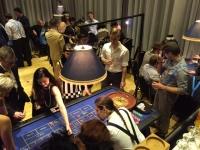 Mobilní casino a exhibice Pole Dance v Liberci