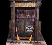 Westernová střelnice, nový program na párty Mobilní casino a firemní večírky