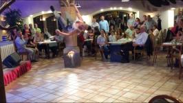 Taneční Exhibice Break Dance, plně profesionální vystoupení