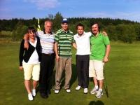 Golfový turnaj hvězd-Sokrates golf  Kořenec-mobilní casino Halamka